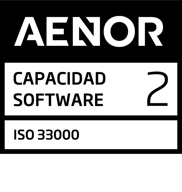 Marca AENOR Madurez Software   ISO/IEC 15504